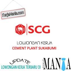 Lowongan Kerja Semen Jawa SCG Sukabumi