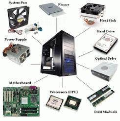 Perangkat Keras Komputer dan Funsgsinya