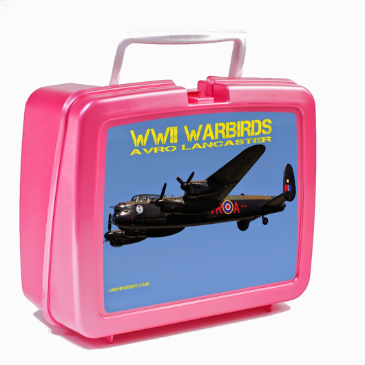 Lancasters and lunch boxes
