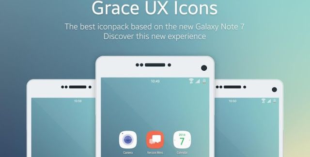 Grace UX - Icon Pack v5.4.5 APK Download