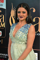 Vimala Raman in Spicy Deep Neck Sleeveless Dress at IIFA Utsavam Awards 2017  Day 2 at  09.JPG