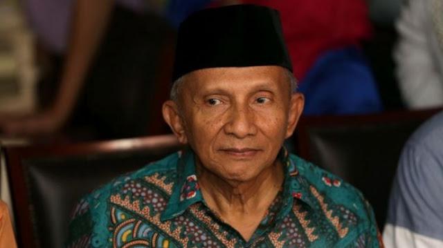 PAN akan Laporkan Balik Pelapor Amien Rais, Alasannya 'Menyakiti Hati Umat Islam Indonesia'