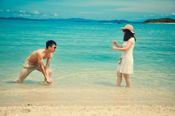 Top destinations in Vietnam for your best romantic Valentine day