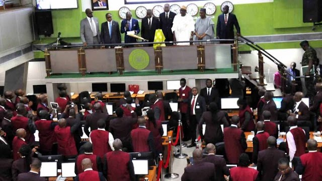 Nigerian Stock Market Investors Lose N136.88 Billion In Five Days