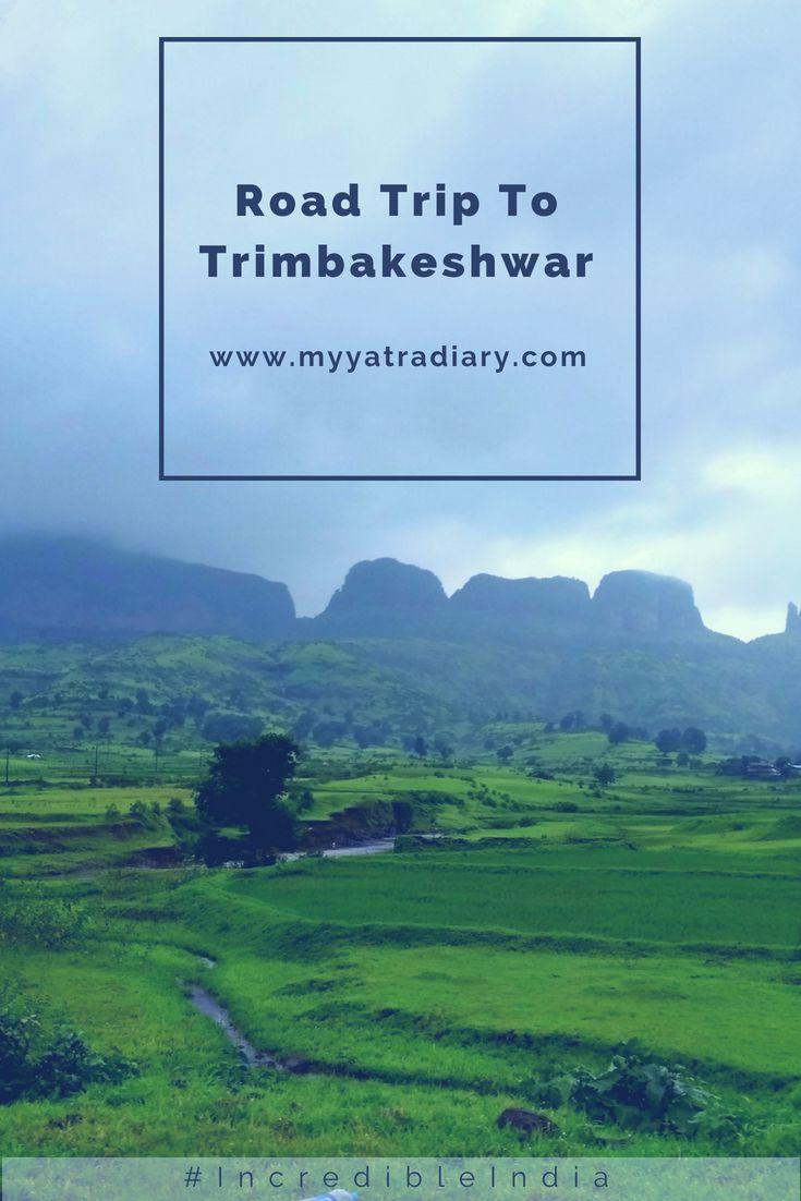 Road trip to Trimbakeshwar From Mumbai via the Scenic Ghoti Pass