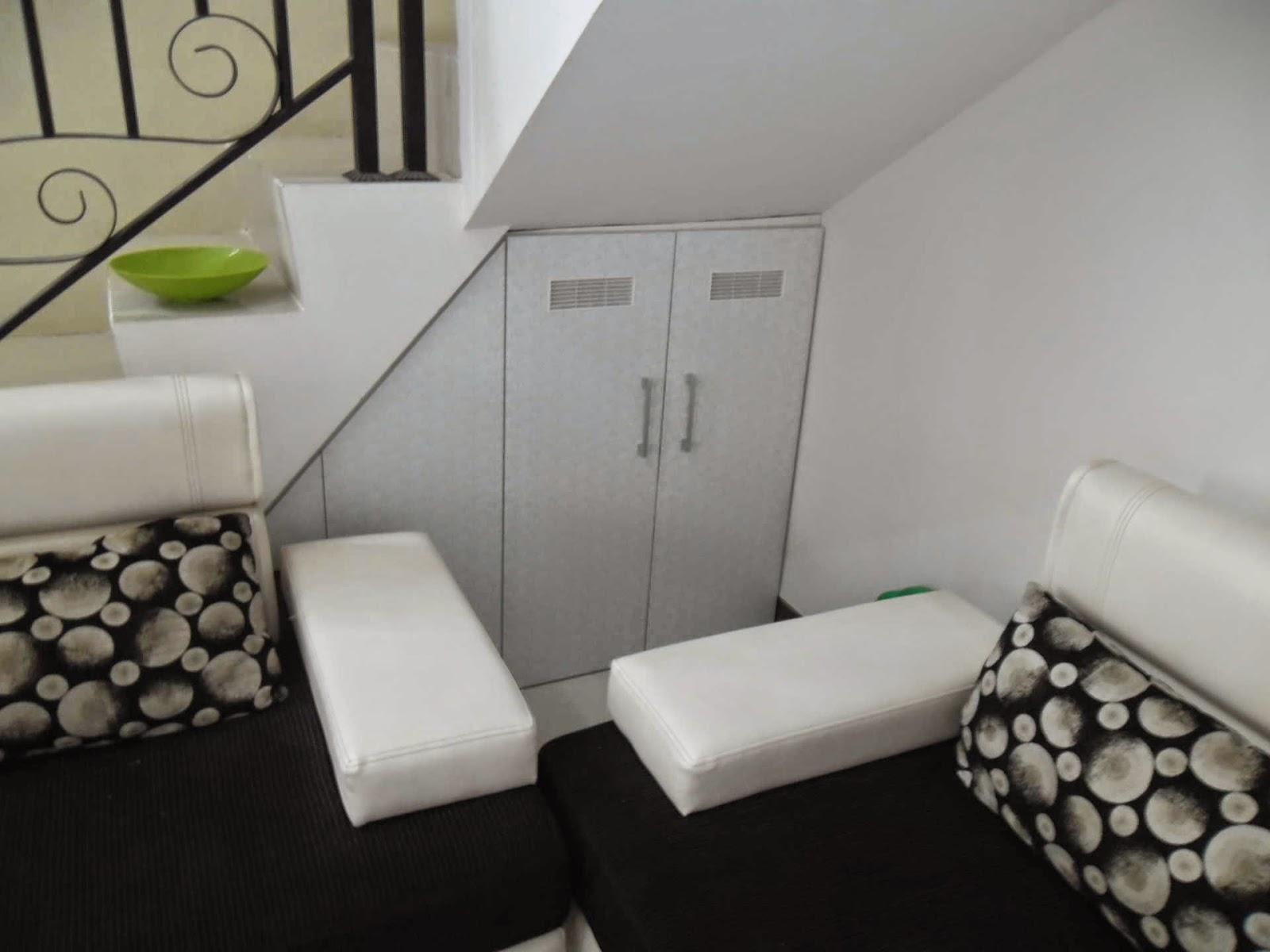 Storage - Almari bawah Tangga - Custom Furniture Kantor Semarang
