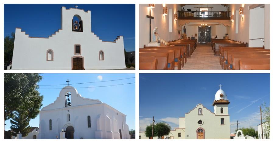 Missions d'El Paso
