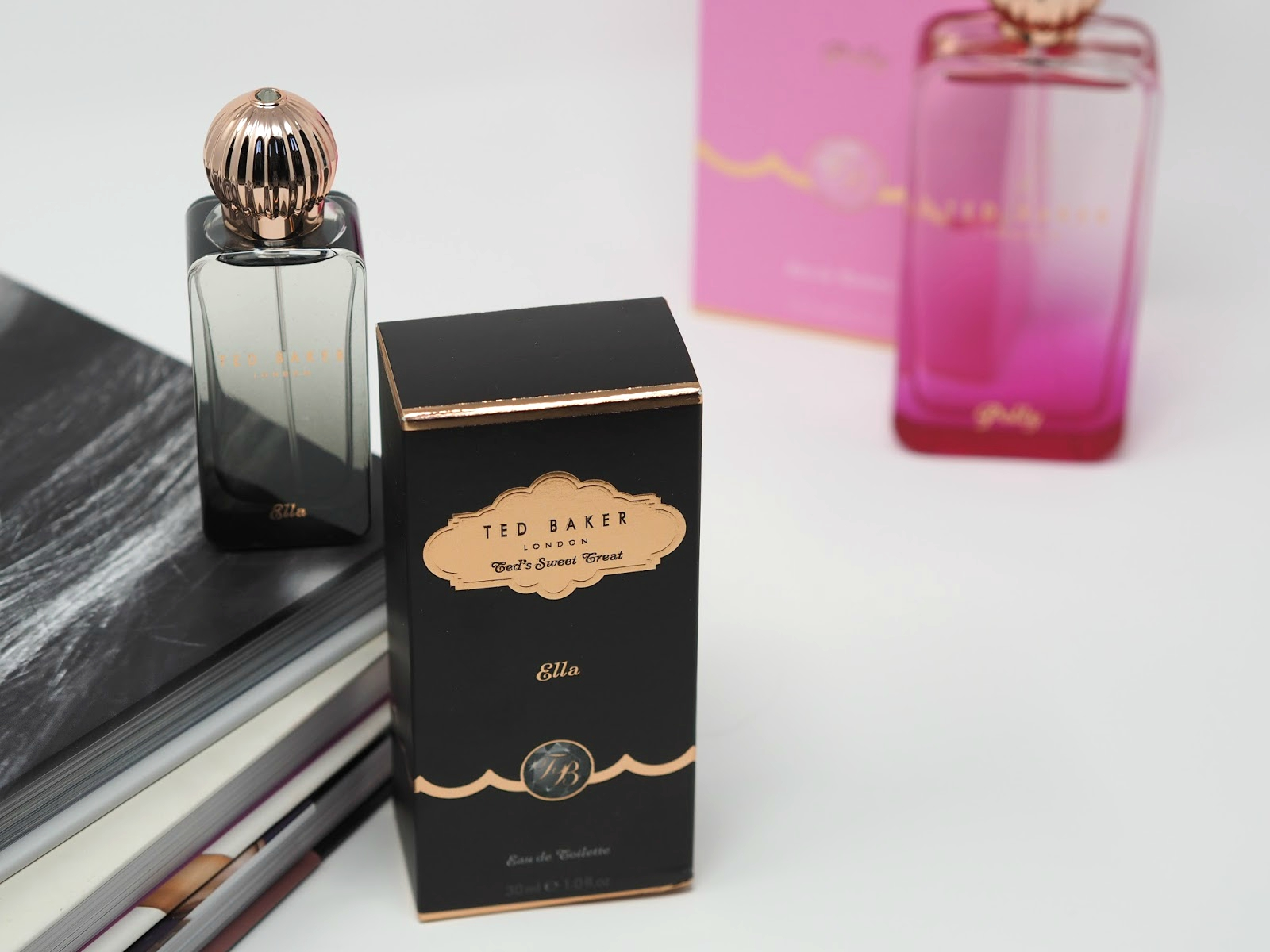 Ted Baker Sweet Treats perfumes blog review