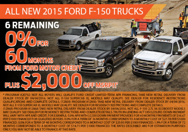 Model Year End Sale with Ford Truck Month at Gresham Ford