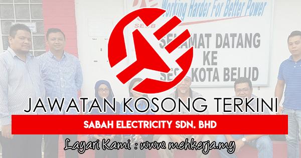 Jawatan Kosong Terkini 2018 di Sabah Electricity Sdn. Bhd