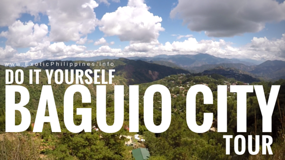 DIY Baguio City Tour Itinerary Exotic Philippines Travel Blog Vlog