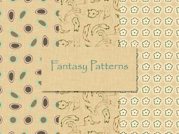 patrones de telas