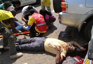 Auto Crash in Lagos Ibadan expressway