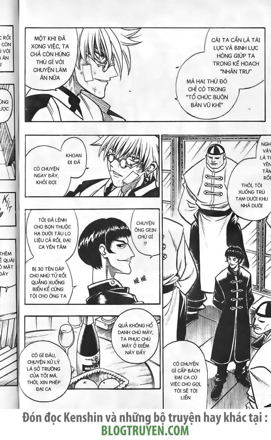Rurouni Kenshin chap 214 trang 10