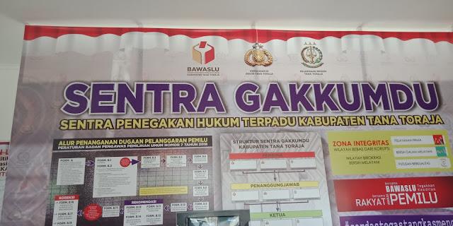 Diduga Lakukan Money Politic, YN Laporkan Caleg Partai Perindo Tana Toraja ke Bawaslu