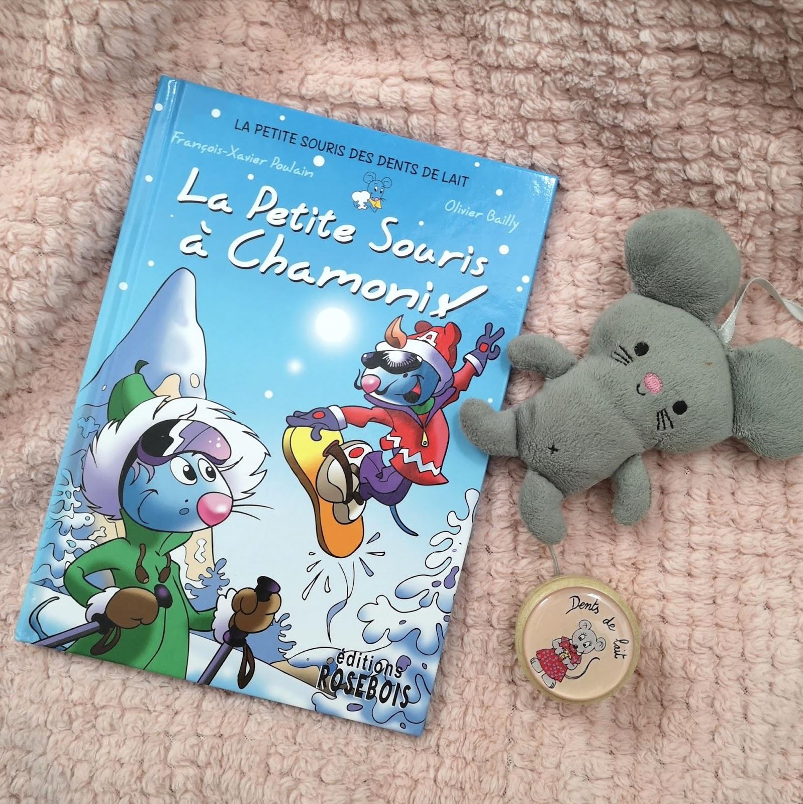 La Petite Souris à Chamonix de François-Xavier Poulain et Olivier Bailly