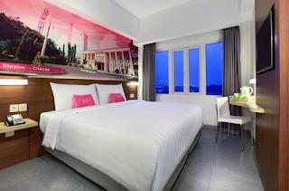 Fasilitas Hotel Fave Cilacap Kamar Superior