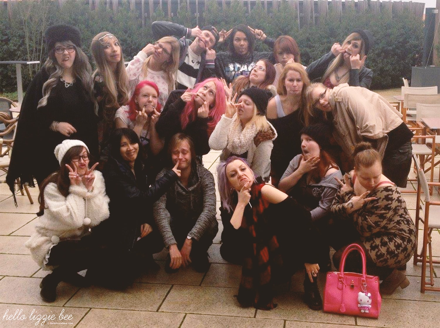 international gaijin gyaru meet