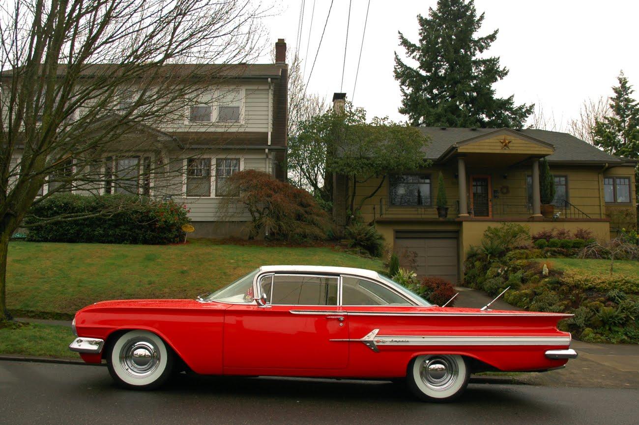 Impala 1960 chevrolet impala ss : OLD PARKED CARS.: Happy Veterans Day! Part 2: 1960 Chevy Impala ...