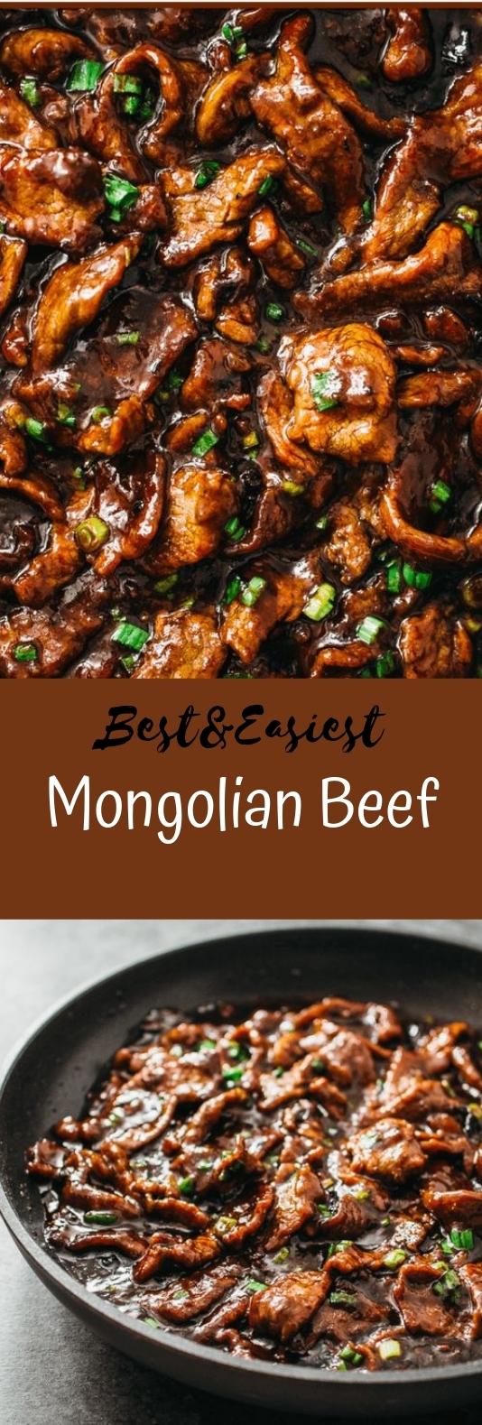 MONGOLIAN BEEF RECIPE #beef #bestrecipe