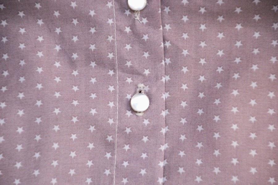 DIY Costura ropa bebe blusa niña (patron gratis incluido). Blog de costura y diy.