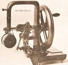 mesin jahit penemuan pertama Elias Howe