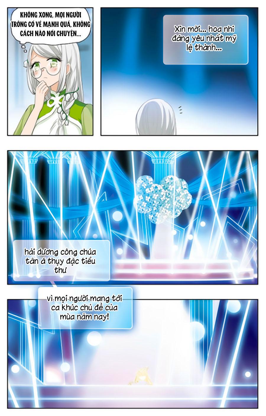 Tinh Linh Tố Chap 14 - Trang 13