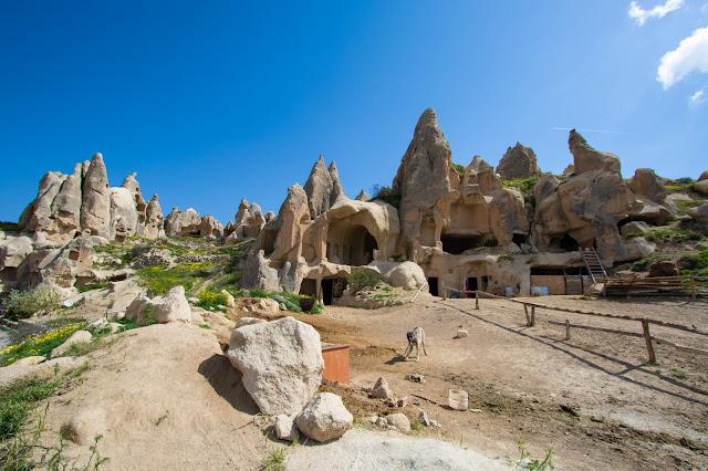 Camini delle fate, Goreme-Cappadocia