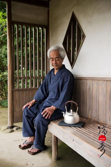 京都瑞鳳堂 銀壺藝術-立筋紋