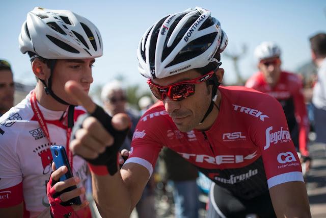 La venganza de Contador la tiene en su mano