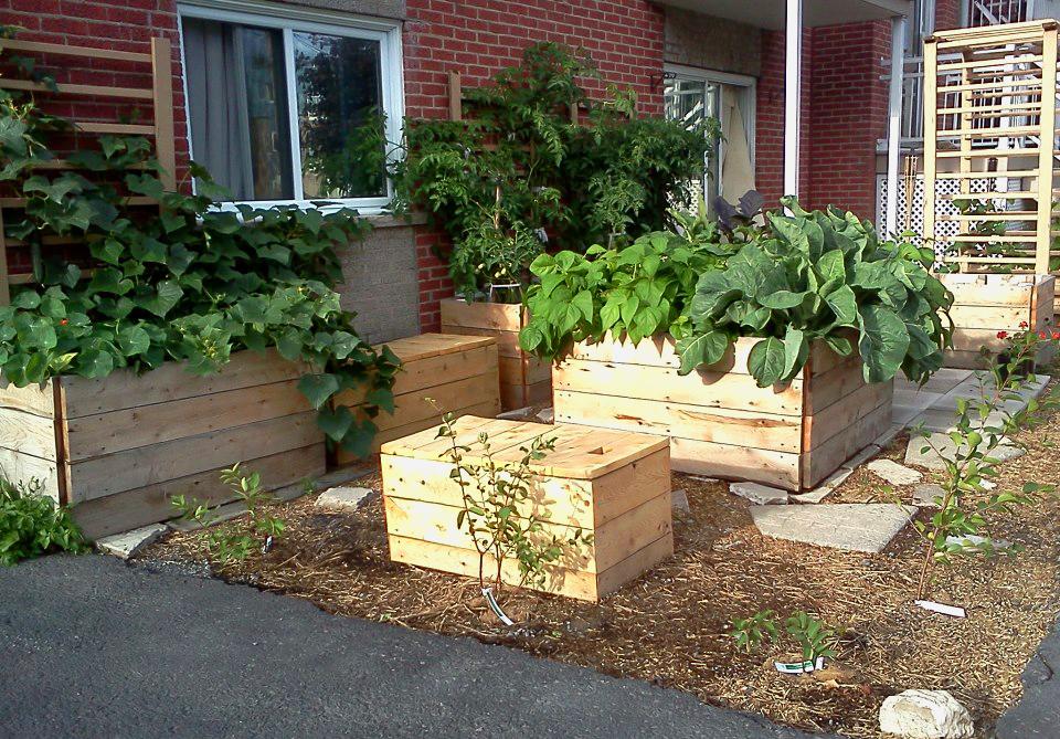 3 jardins au qu bec le troisi me jardin for Autre jardin quebec