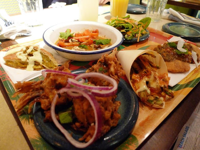 Family Dining at Turtle Bay in Newcastle