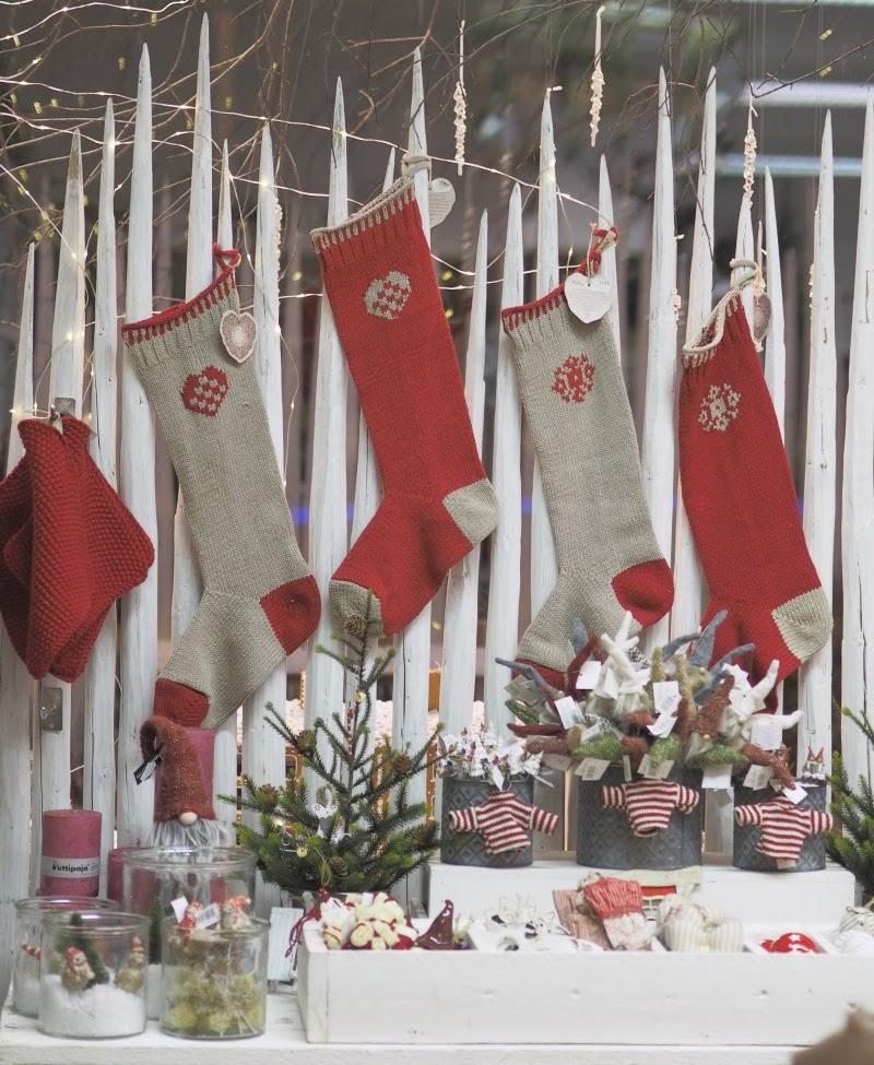 Aineeton joulukalenteri