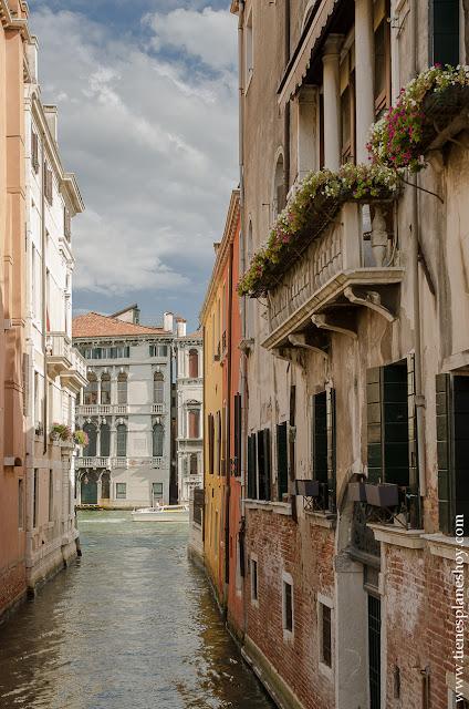 Viaje Venecia diario que ver Italia