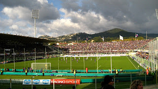 Photo of the Stadio Artemio Franchi