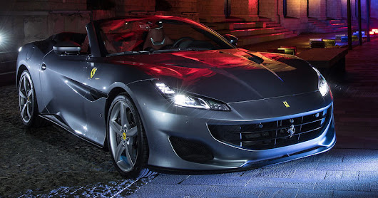Ferrari's Portofino Now Speaks Mandarin As It Gets Launched In China