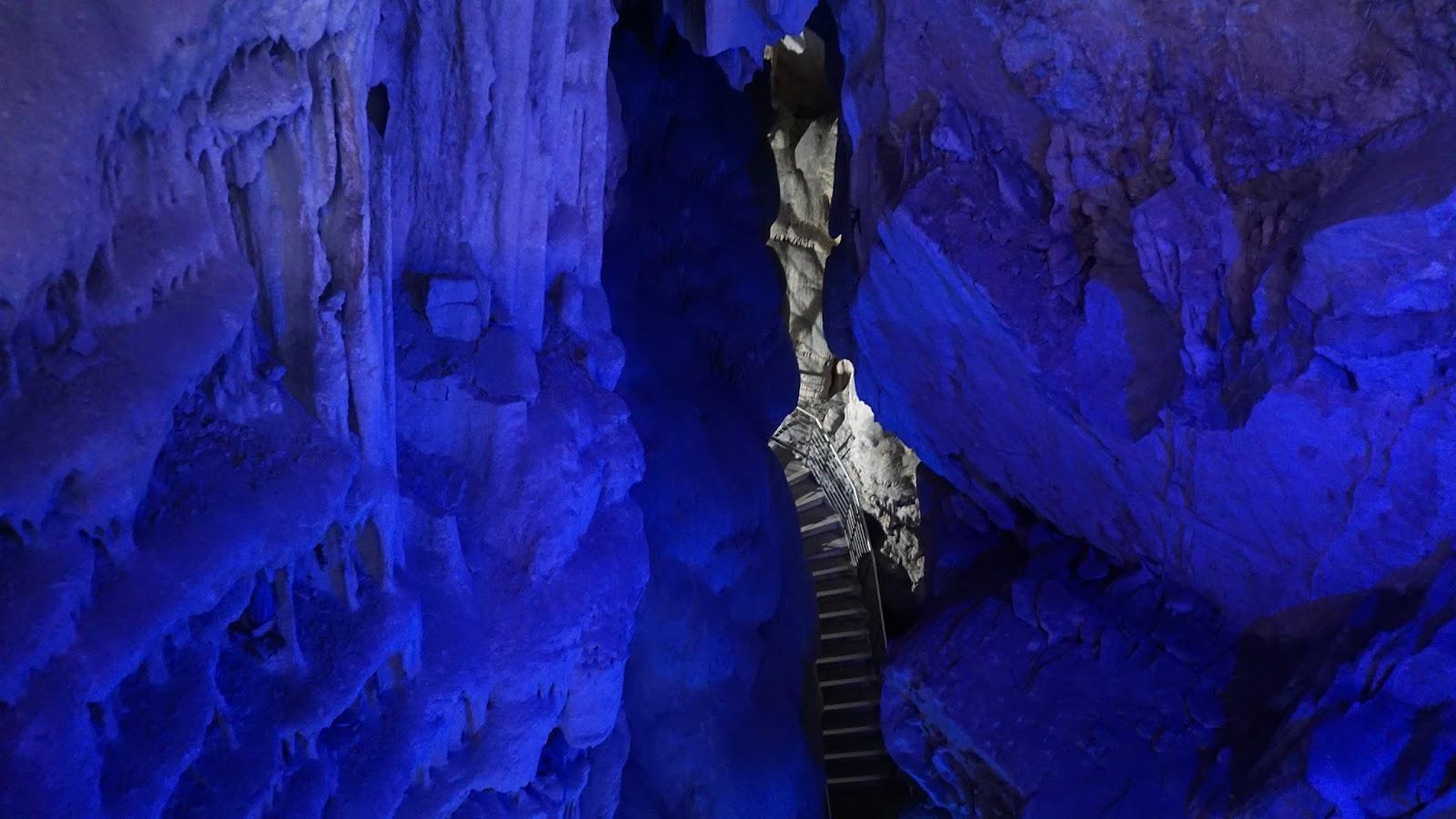 Jaskinia Drogarati, Gibraltar