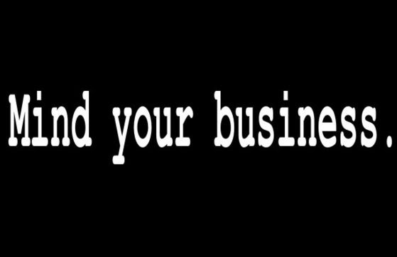 Mind Quotes Own Your Business