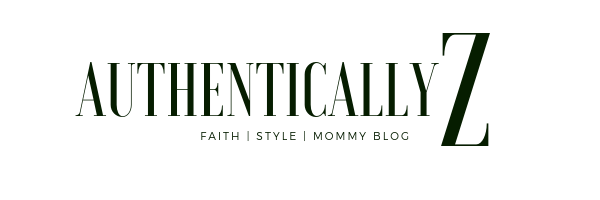 Faith, Style, Mommy Blog