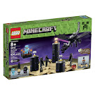 Minecraft The Ender Dragon Regular Set