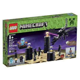 Minecraft The Ender Dragon Lego Set