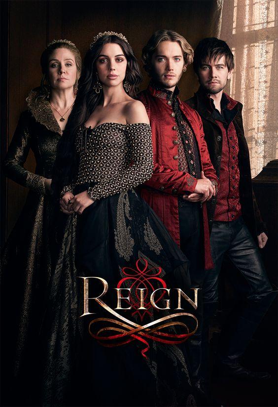 Reign Staffel 3 Netflix