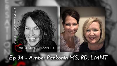 Conversations with Anne Elizabeth Podcast, Amber Pankonin/Stirlist