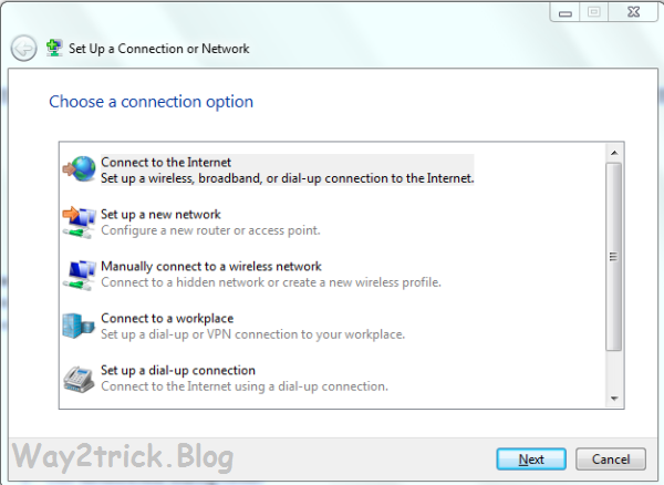 How to Set up Internet Access on a New Windows Computer