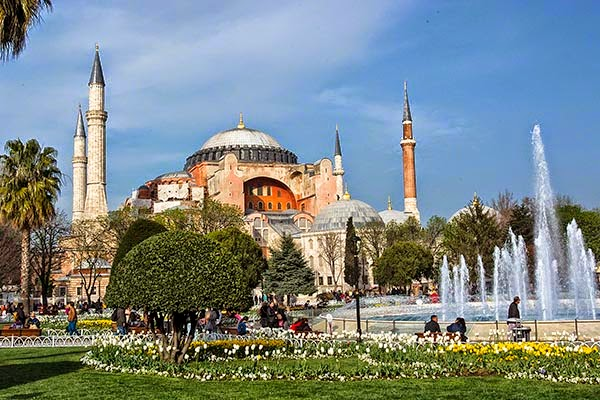 Hagia Sophia / Ayasofya
