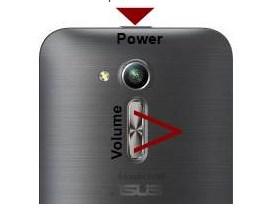Mengatasi Bootloop Logo Asus Zenfone Go X009DA dengan Hard Reset