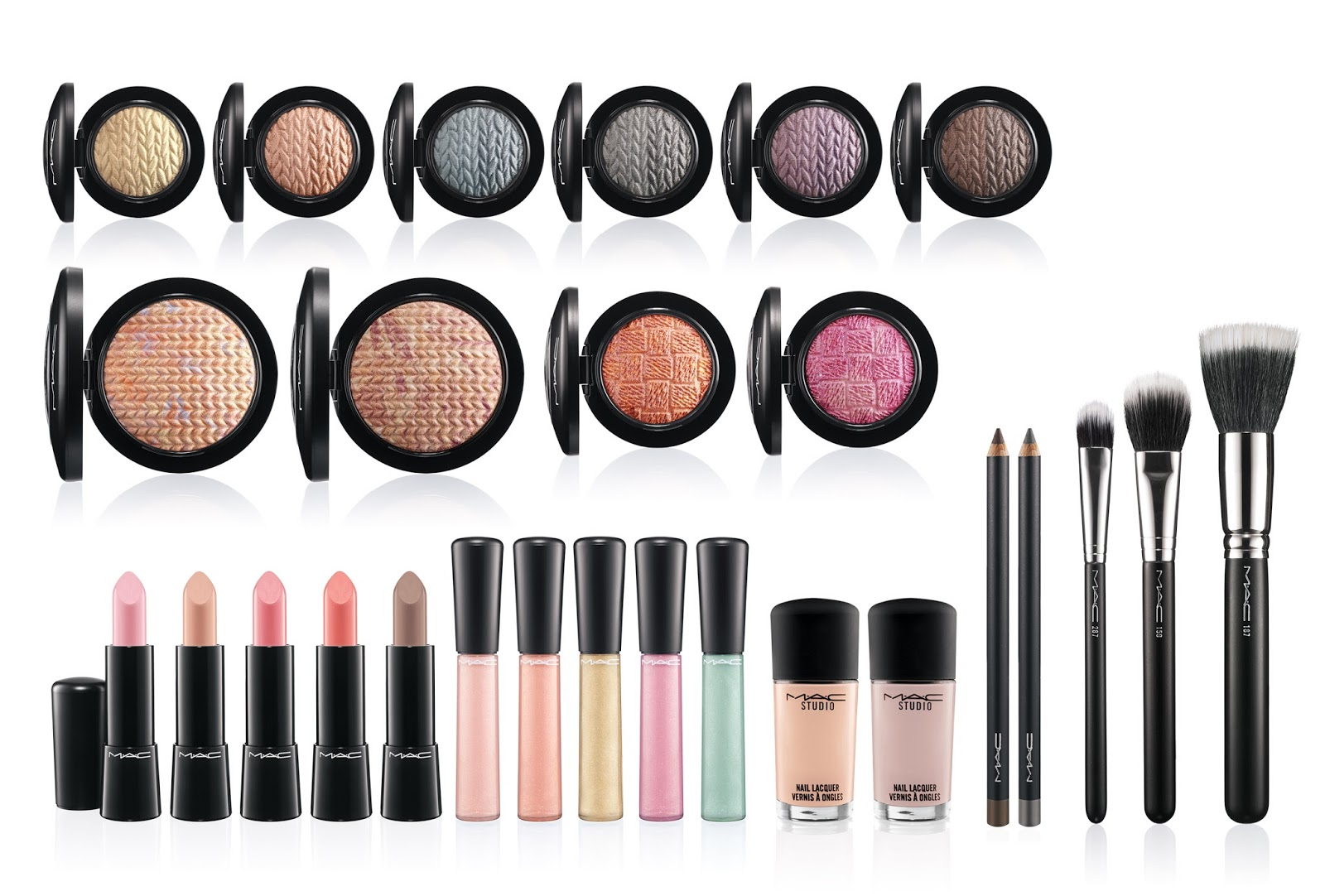 Press Release: MAC Lightness of Being Collection - January 6th, 2015