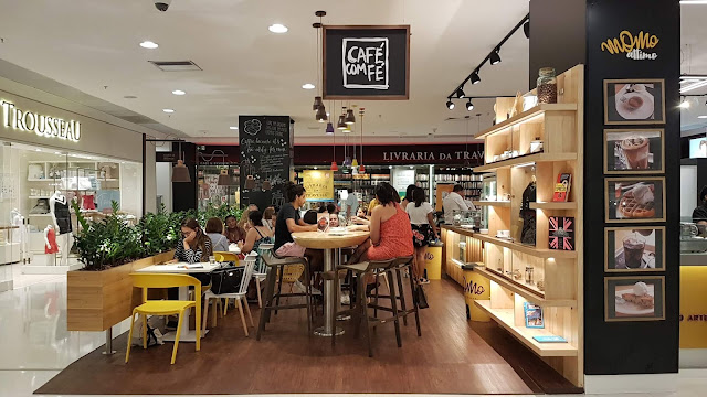 Blog Apaixonados por Viagens - Onde comer no Rio - Gelato - Sorvete - Momo Attimo - Leblon