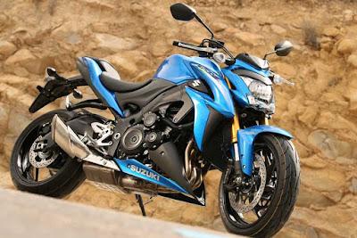 Suzuki GSX-S1000 naked sportbike