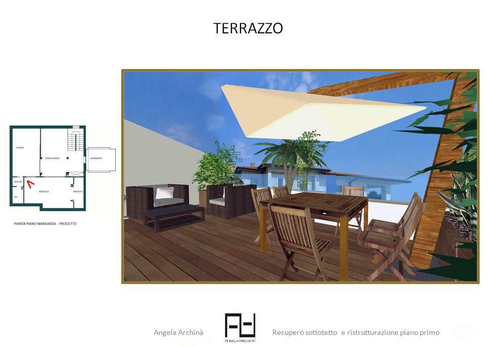Beautiful Ristrutturazione Terrazzo Ideas - Idee per la casa ...